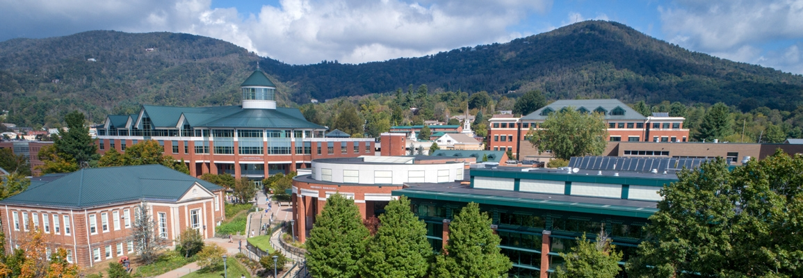 Appalachian State University campus